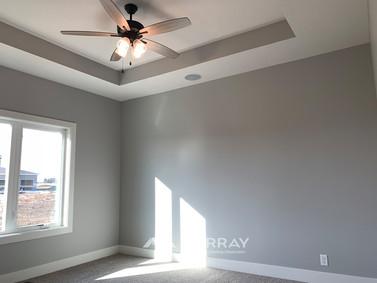Murray Custom Home Builders Gallery SW Village Heights 6525 Master Bedroom