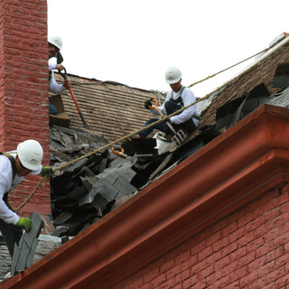 Murray Roofing Contractors at Christ Temple Church