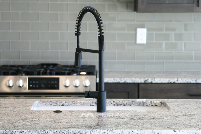 Murray Custom Home Builders Gallery SW Village Heights 6525 Kitchen Faucet