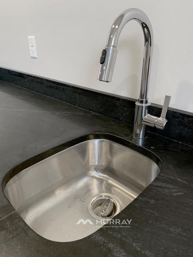 Murray Custom Home Builders Gallery SW Village Heights 6525 Basement Wet Bar