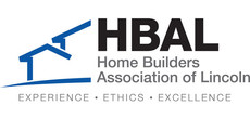 home builders association of Lincoln logo