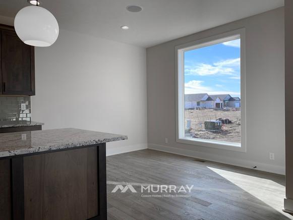 Murray Custom Home Builders Gallery SW Village Heights 6525 Dining Room View