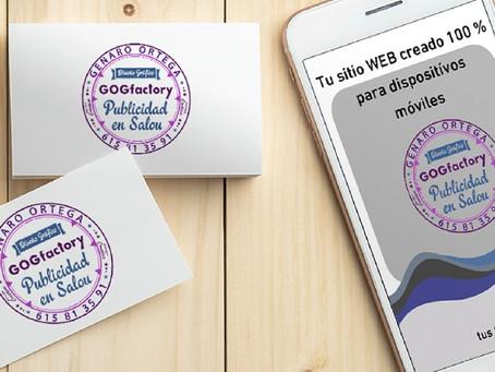 Tu sitio en la web 100 % adaptado a dispositivos móviles