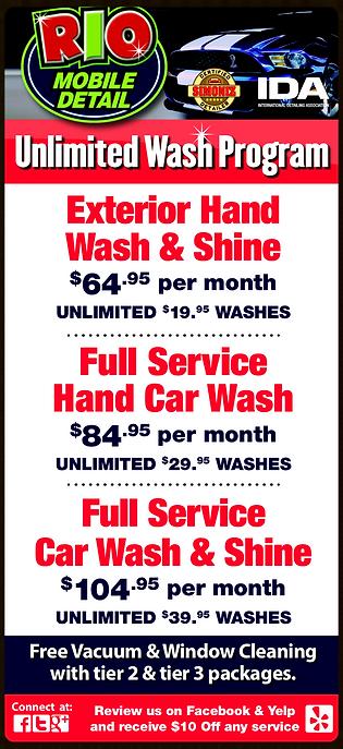 Rio Mobile Detail - Mobile Detailing Services - Mobile Car Wash