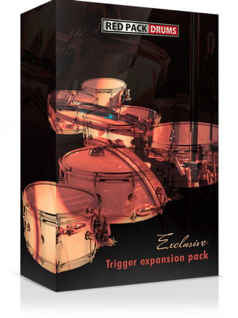 Red Pack Boutique 5 Snare drum collection