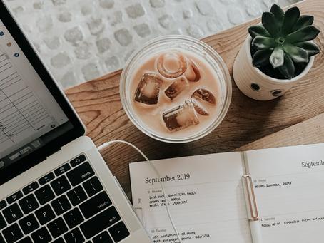 Timeline Worth Instagram Inspo: Coffee Edition