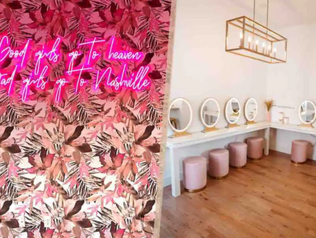 Girls Weekend In Nashville? INSTA-worthy Airbnb's