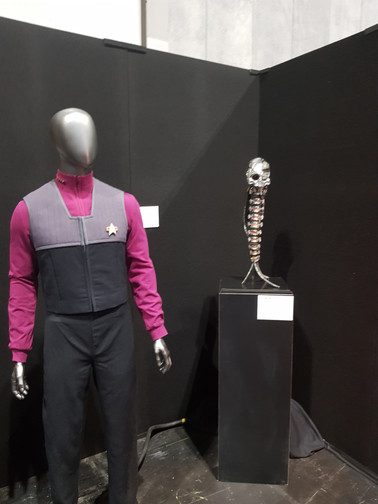 Costume/prop exhibition