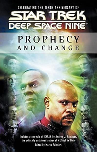 Star Trek DS9 - Prophecy and Change