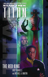 Star Trek Titan: The Red King - November 2018s Trek Book Club