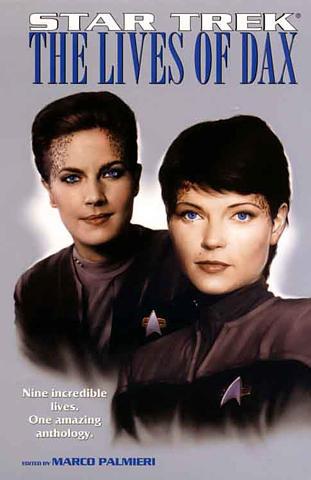 Star Trek Deep Space Nine - The Lives of Dax