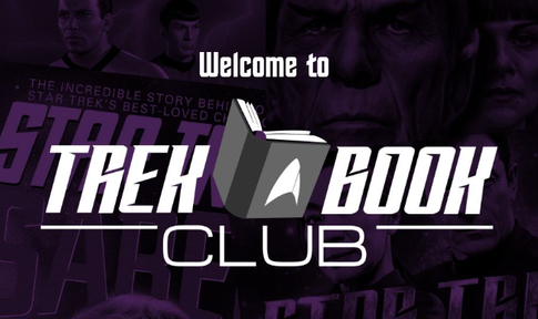 Welcome to Trek Book Club