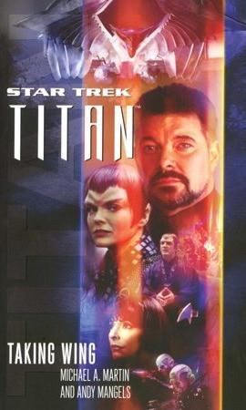 Star Trek Titan - Taking Wing