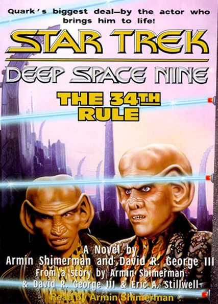 DS9 -The 34th Rule