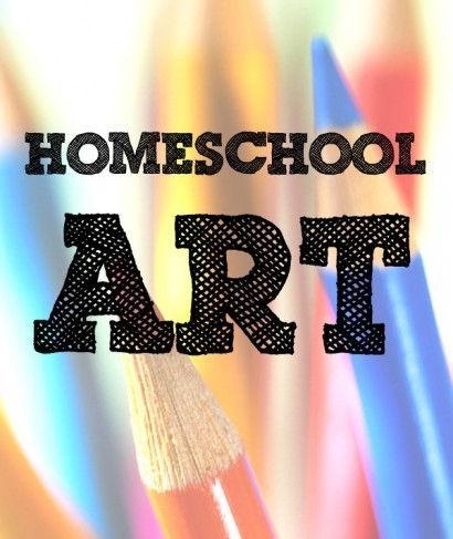 Homeschoolers Art Program Tuesday