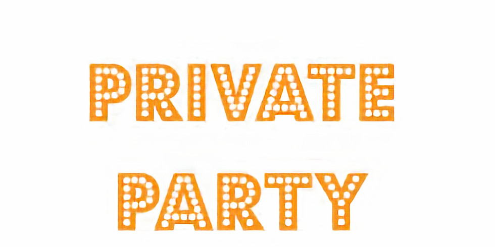 Theresa's Private Party