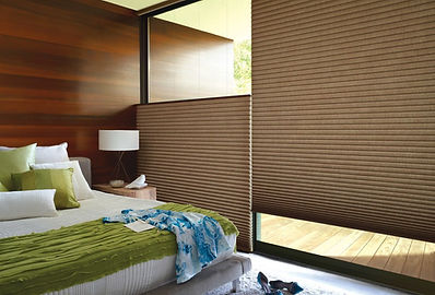 Hunter Douglas Duette Honeycomb Shades.j