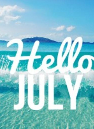 K. Rue Designs July 2018 Newsletter