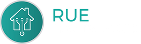 Rue Technologies Circle Logo Dark BG T.p