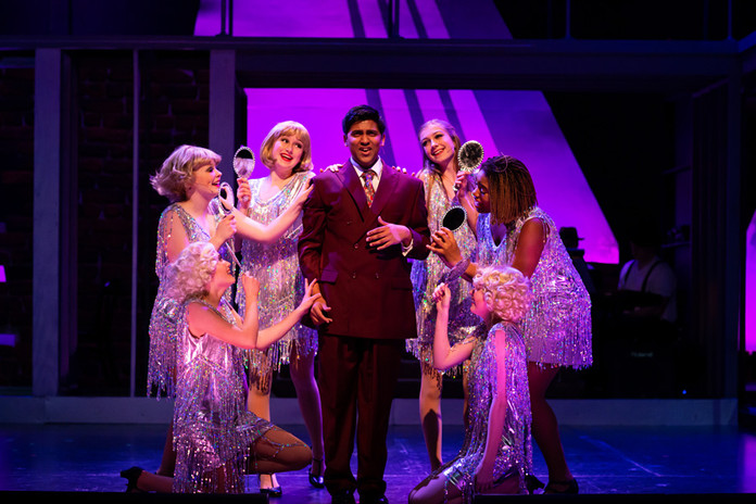Billy Flynn and the Girls