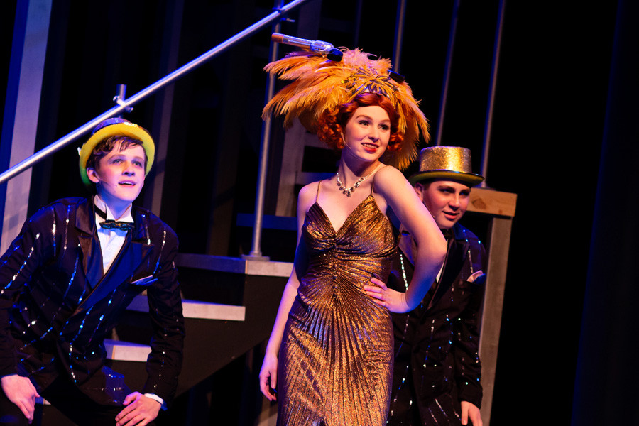 Roxie Hart and her Boys