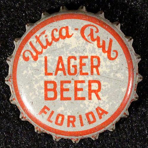 Utica Club Lager Beer Florida Tax