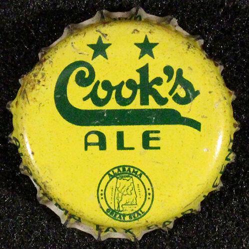 Cook's Ale - Alabama Tax