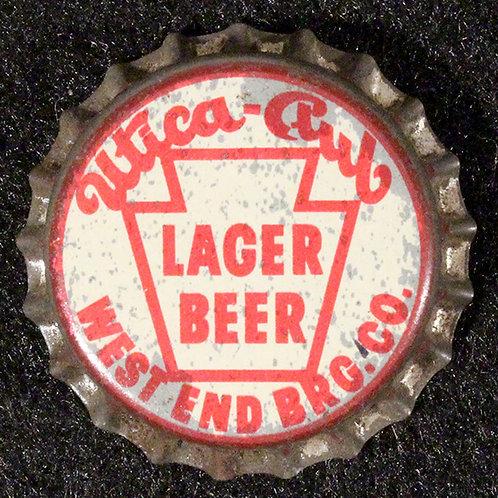 Utica Club Lager Beer PA Tax