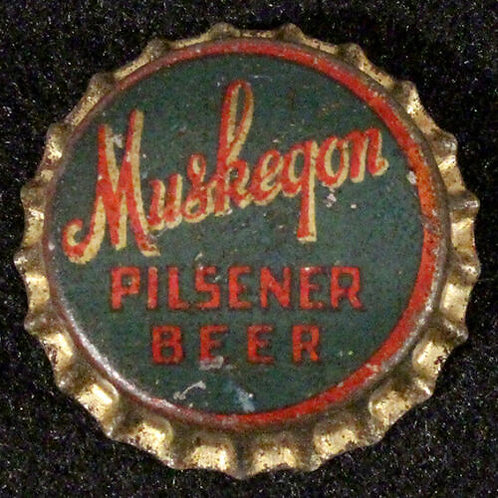 Muskegon Pilsener Beer