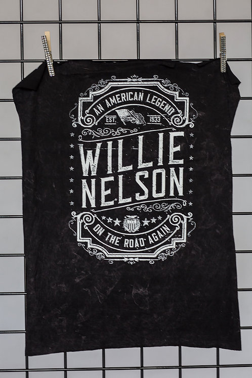 Willie Nelson Patch