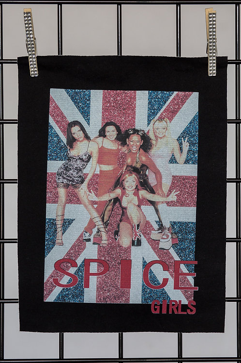 Spice Girls Patch