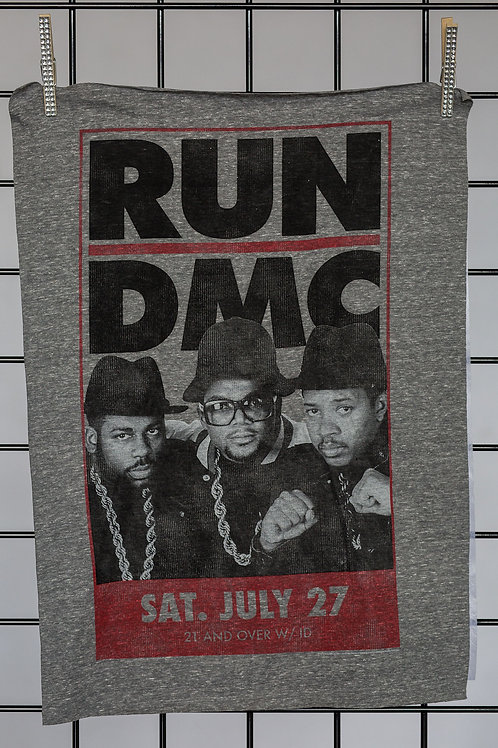 RUN DMC Patch