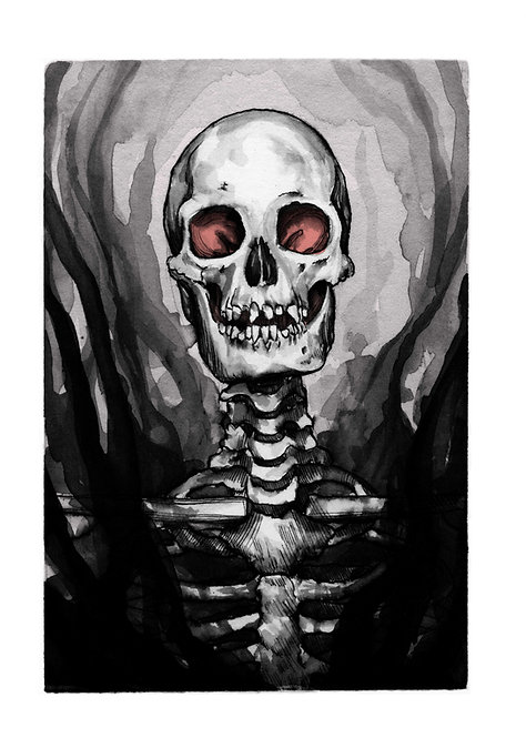 Dark Bones