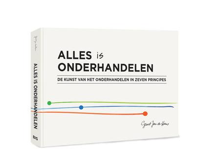 Managementboek.nl: Recensie Alles is Onderhandelen