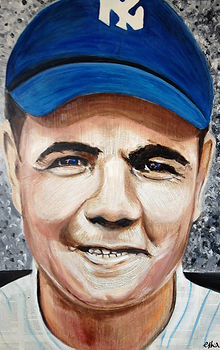 Babe Ruth painting-300.jpg