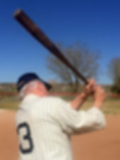 Dennis West as Babe Ruth