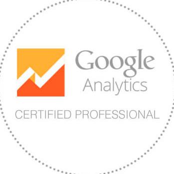 Google Analytics Certification Davydov Consulting