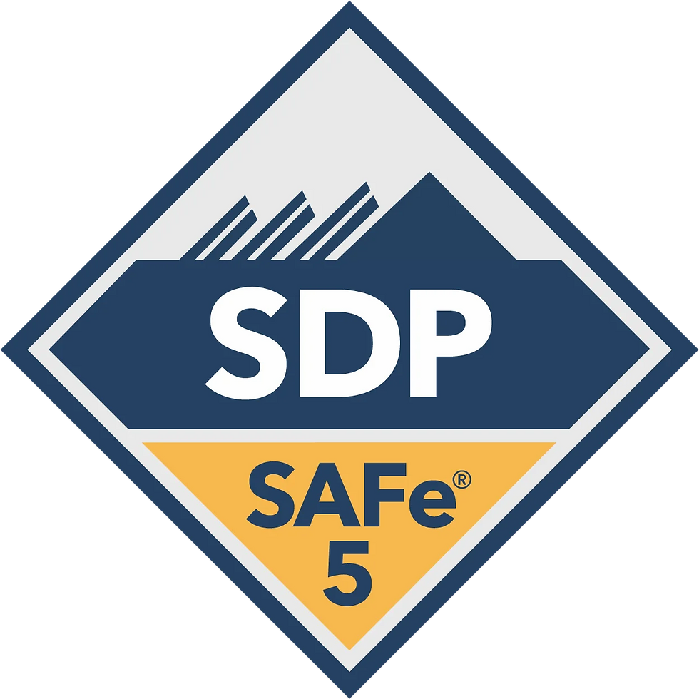 Safe 5 Certification Davydov Consulting