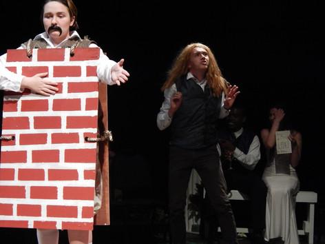 Improvisational Shakespeare