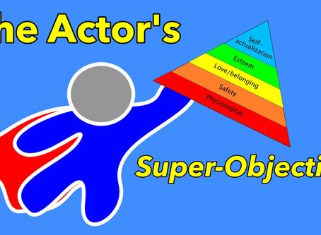 The Super-Needy Super-Objective