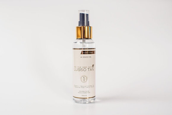 Lusso Face and Hand Tanning Mist