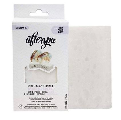 2 in 1 Soap + Sponge (For Your Body)