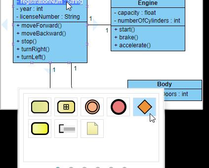 利用Visual簡單畫出實體關係圖