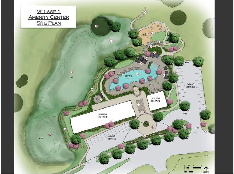 Whisper Valley Amenity Center