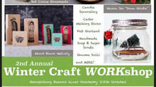 2nd Annual Winter Craft WORKshop