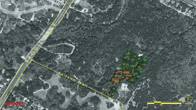 Mariposa Site Plan