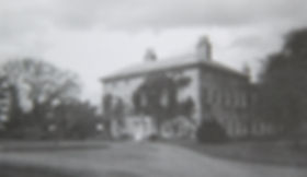 Drinkstone Park mansion as it was