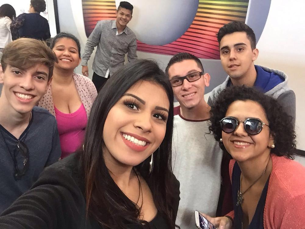 Gravação Globo
