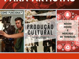 Palestra e audição para artistas - Londrina