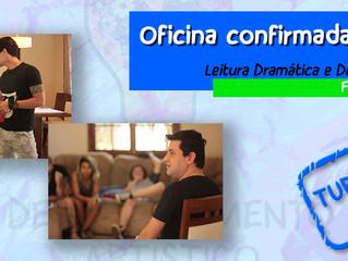 Veja oque te espera na sua semana de imersão para atores no Rio!